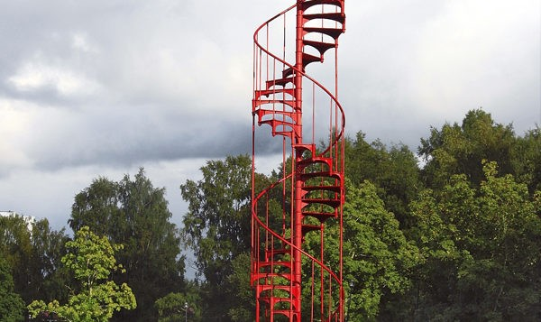 Punaiset portaat, Esa Luukko