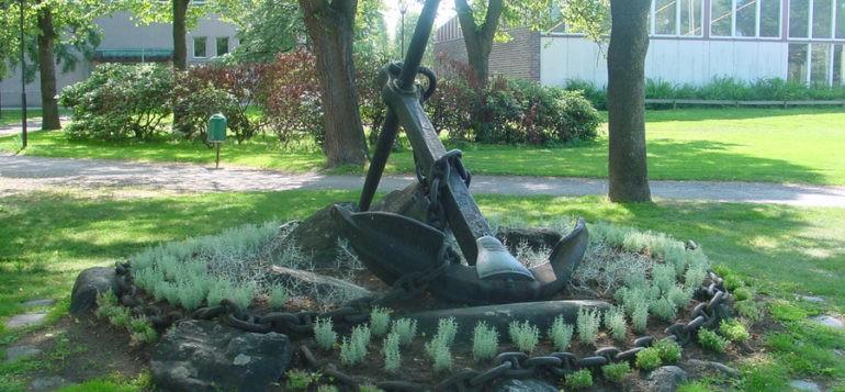 Kuva: Hukkuneiden merimiesten muistomerkki, Hannu Vainio