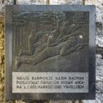 Kuva: Emil Cedercreutz, Itämaisen sodan muistomerkki, 1942.