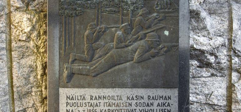 Kuva: Itämaisen sodan muistomerkki, Emil Cedercreutz