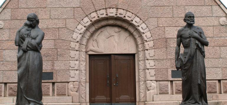 Kuva: Kordelinin kappelin veistokset