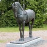 Kuva: Emil Cedercreutz, Sirkushevonen, 1946–2009.