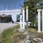 Kuva: Kerttu Horila, Timantteja, tähdenlentoja, perinteitä, 1993, Kivikylän Areena.