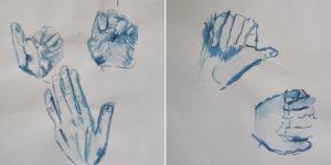 Iida Salo: Vasen ja oikea käsi