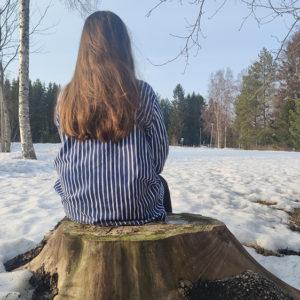 Iida Salo: Minun puuni